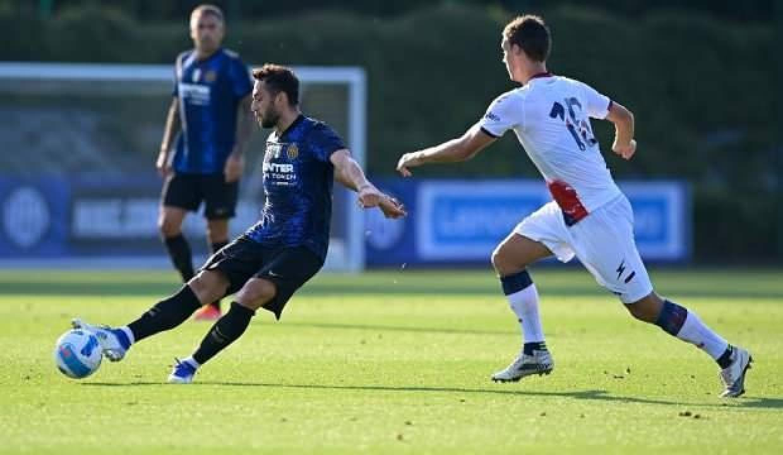 Hakan Çalhanoğlu Inter'de hızlı başladı! 1 gol 3 asist