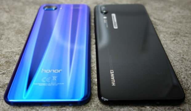 Huawei eski şirketi Honor'un gerisinde kaldı