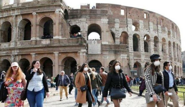 İtalya'da son 24 saatte 3 bin 117 Kovid -19 vakası tespit edildi