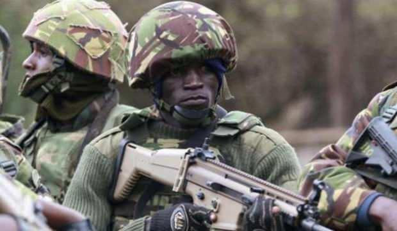 Kenya ile İngiltere arasında Doğu Afrika'nın güvenliği konusunda anlaşma