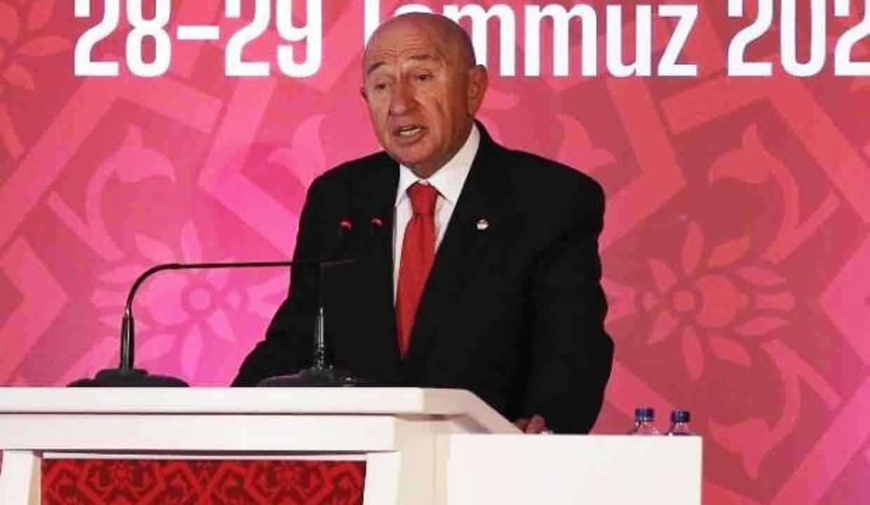 Nihat Özdemir'den müjde! TFF 1. Lig'de...