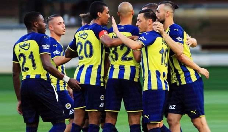 Fenerbahçe'nin baş döndüren fikstürü!
