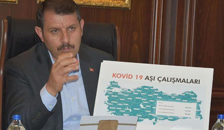 Sivas Valisi Ayhan: Aşı olmamak kul hakkı