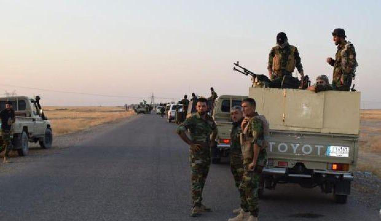 Terör örgütü PKK,  Peşmerge'ye saldırdı