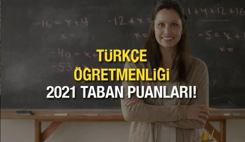 Türkçe Öğretmenliği taban puanları 2021! Üniversite başarı sıralaması ve kontenjanlar açıklandı!