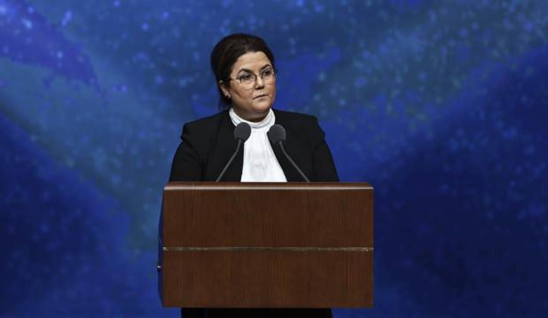 Bakan Yanık'tan Azra Gülendam Haytaoğlu açıklaması