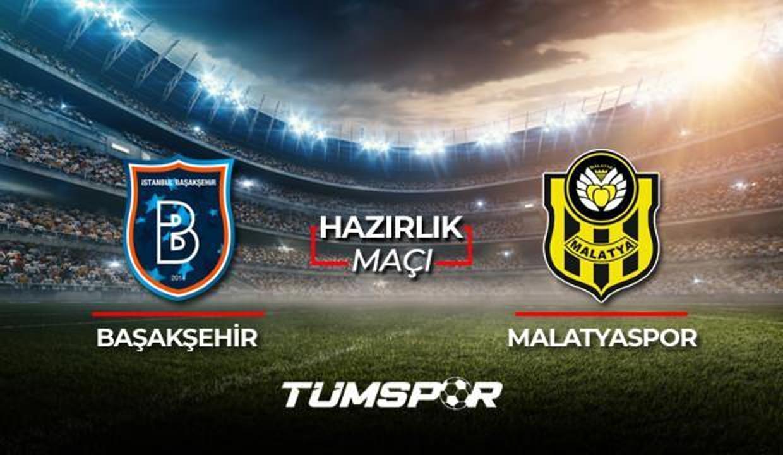 Başakşehir Yeni Malatyaspor maçı ne zaman saat kaçta hangi kanalda? İBFK Malatyaspor maçı 11'leri!