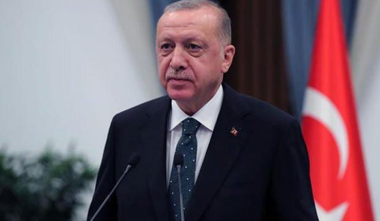 Başkan  Erdoğan, Jandarma ve Sahil Güvenlik için kurdela kesti