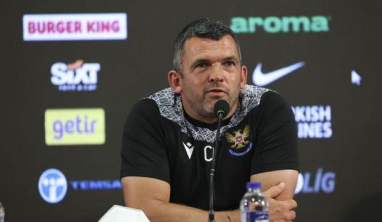 Davidson: Galatasaray'a karşı oynayacağımız için heyecanlıyız