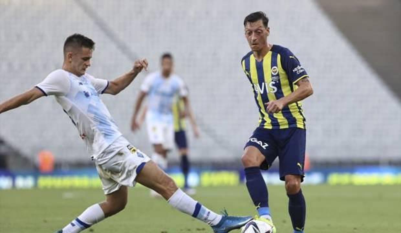 Fenerbahçe ve Dinamo Kiev yenişemedi!