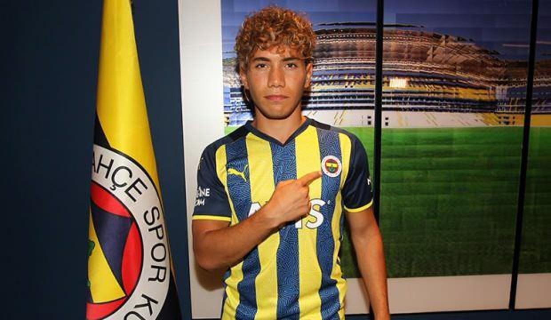 Fenerbahçe Çağtay Kurukalıp'ı resmen açıkladı