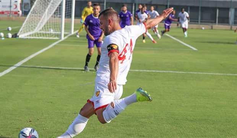 Göztepe, Nazilli Belediyespor'u 3 golle geçti
