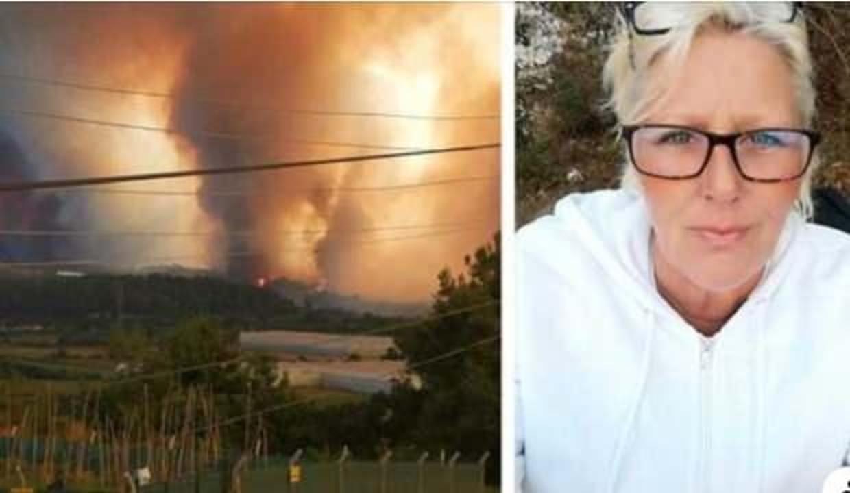 İsveçli Malin Larsson, orman yangınları konusunda Türkiye'yi övdü!