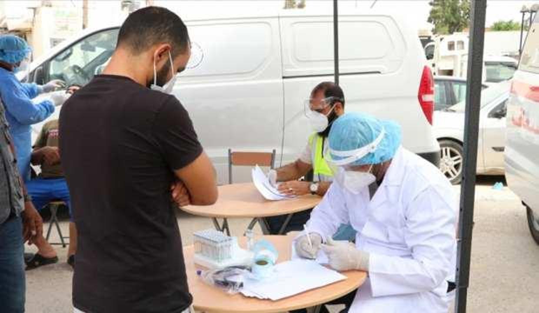 Sağlık Bakanlığı Kovid-19 için Libya'ya heyet yolladı