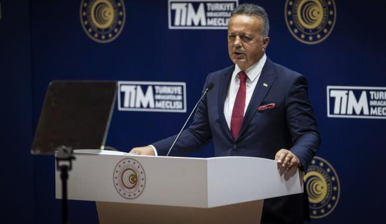 TİM Başkanı Gülle: 5 yıl içinde 300 milyar dolara ulaşacak
