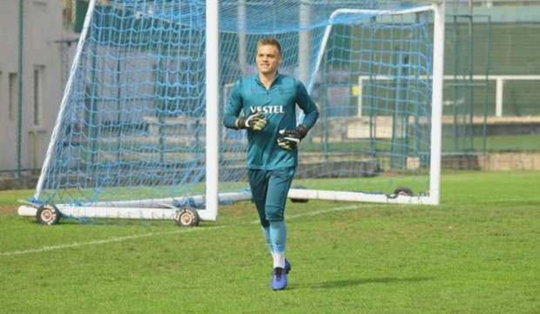 Trabzonspor'a genç kaleci
