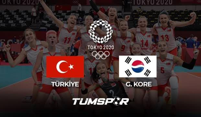 Türkiye Güney Kore maçı ne zaman saat kaçta hangi kanalda? İşte A Milli Takımın Voleybol maçı!