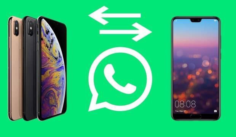 WhatsApp için iPhone'dan Android'e kolay geçiş