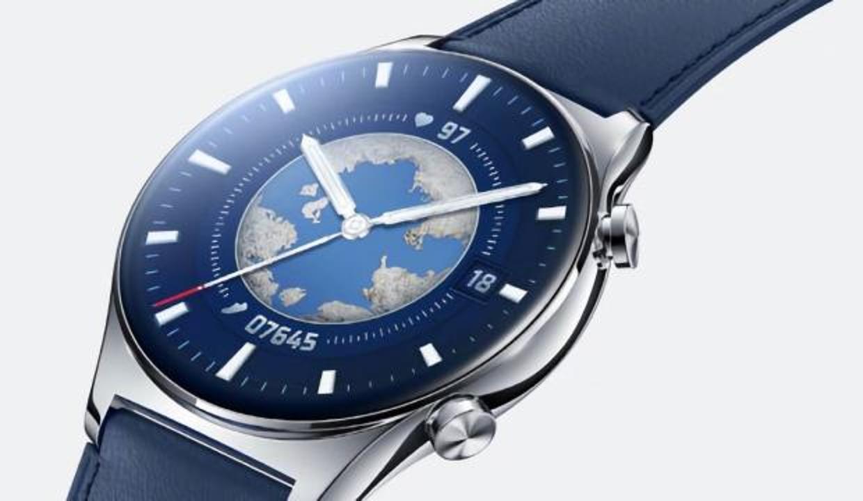 Yüksek hassasiyetli kalp atış hızı ölçümü yapan Honor Watch GS 3 tanıtıldı