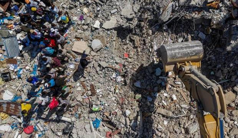 Haiti'de depremin ardından gıda ve hijyen malzemelerine ihtiyaç var