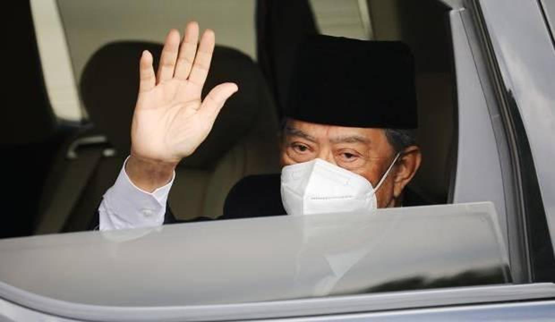 Malezya'da Başbakan Muhyiddin Yasin'in istifası kabul edildi