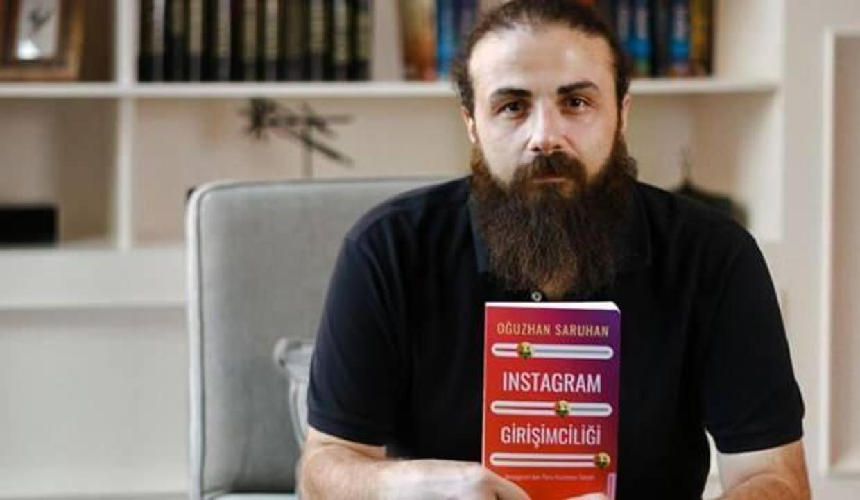 Oğuzhan Saruhan'dan Instagram Girişimciliği kitabı