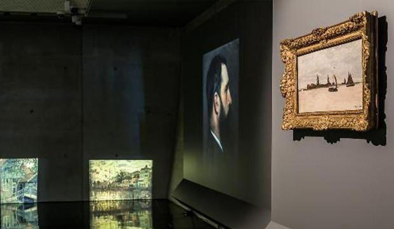 Ünlü ressam Monet'nin milyon dolarlık tablosu hırsızların hedefi oldu