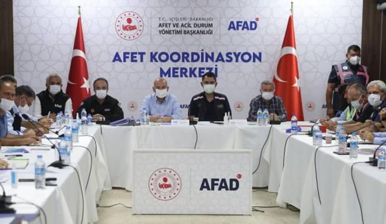 Başkan Erdoğan talimat vermişti! Bakanlar afet bölgesinde