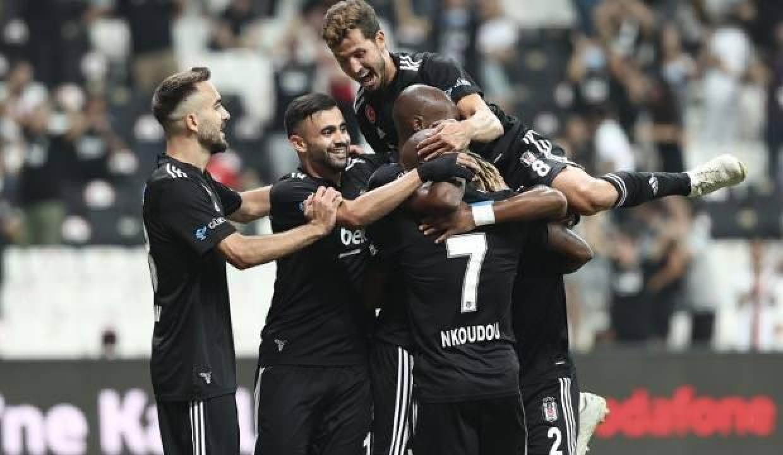 Beşiktaş, Avrupa'da 225. maçına çıkıyor