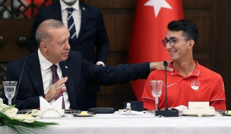 Cumhurbaşkanı Erdoğan: Mete bir idol olmuştur!