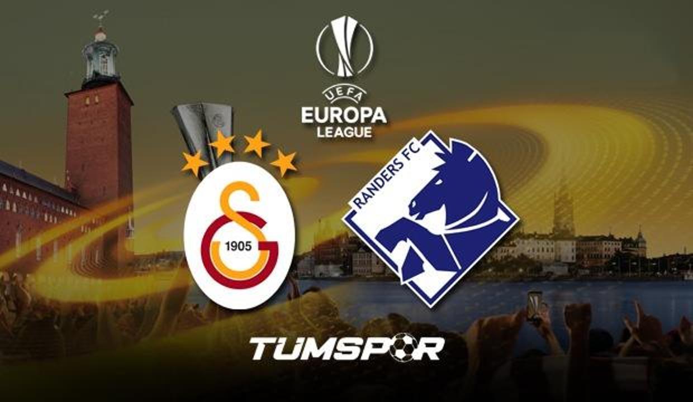Galatasaray Randers maçı hangi kanalda? GS maçı şifresiz kanalda mı yayınlanacak?
