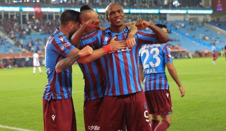 Trabzonspor, Avcı ile deplasmanda hiç kaybetmedi