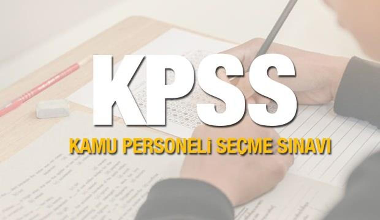 2021 KPSS sonuçları ne zaman açıklanacak? ÖSYM memur adayları için takvimi paylaştı...