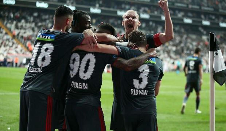 Beşiktaş, Borussia Dortmund maçı kamp kadrosunu açıkladı!