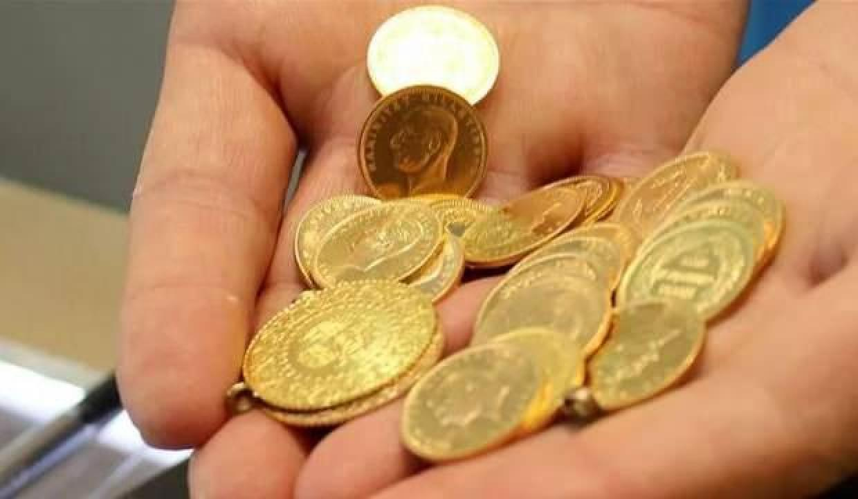Altının kilogramı 486 bin liraya yükseldi