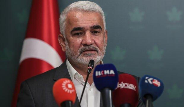 HÜDA PAR Genel Başkanı Yapıcıoğlu: Seçim barajı tamamen sıfırlanmalıdır