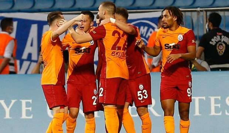 İşte Galatasaray'ın UEFA kadrosu! Marcao...