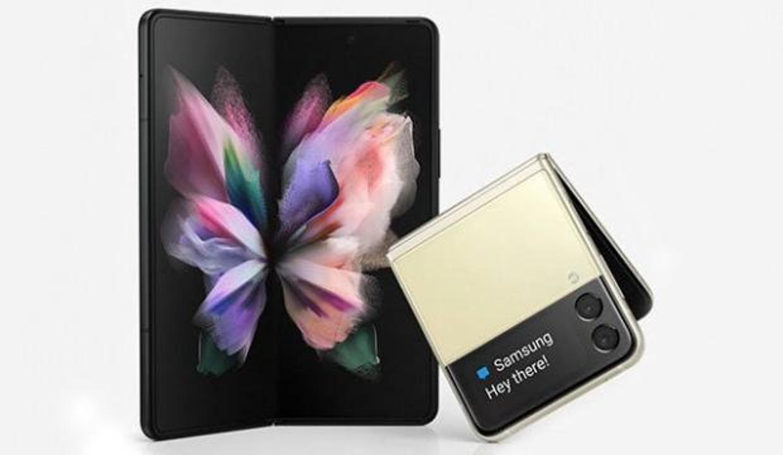 Samsung Galaxy Z Fold 3 ve Galaxy Z Flip 3 ön siparişe açıldı