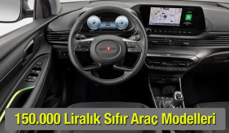 155 bin TL ve altı sıfır araç modelleri açıklandı! 2021 Eylül ayı ÖTV indirimli araç fiyatları..