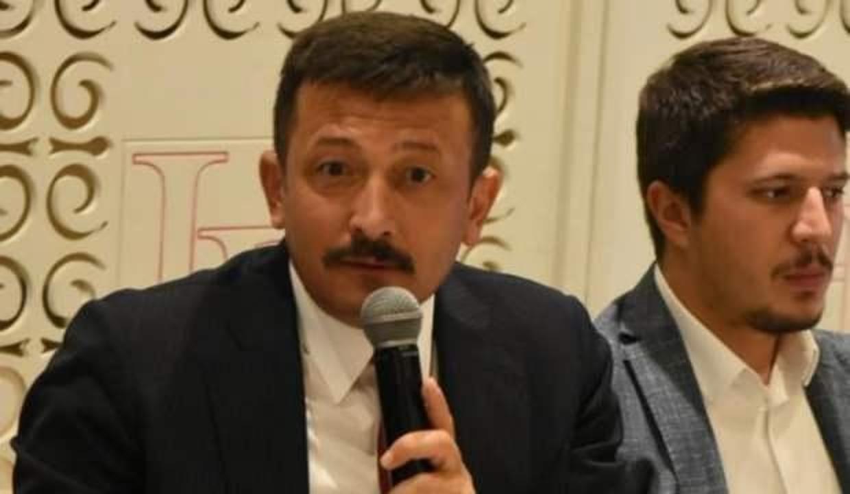 AK Partili Hamza Dağ CHP'deki taciz ve tecavüz haberlerini değerlendirdi
