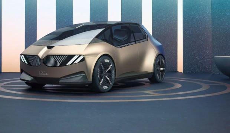 BMW iVision Circular görücüye çıktı