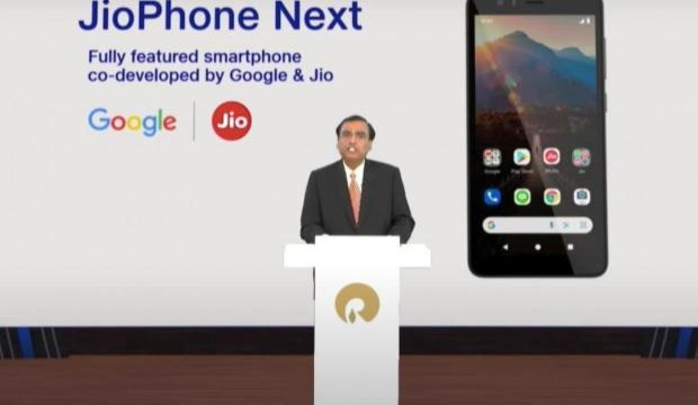 Google'dan bütçe dostu telefon: JioPhone Next