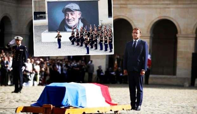 Fransa, Jean-Paul Belmondo'ya böyle veda etti