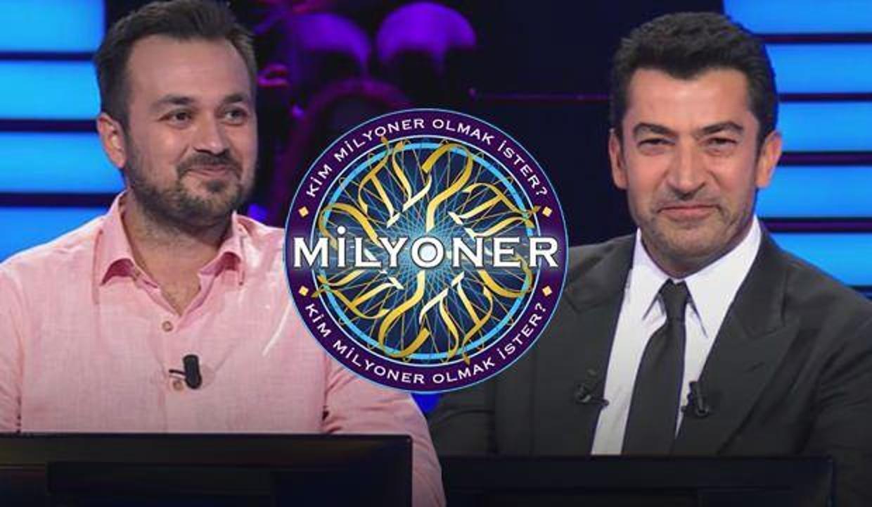 Kim Milyoner Olmak İster de şaşırtan cevap! Seyirciler Kenan İmirzalıoğlu'nu bile şaşırttı...