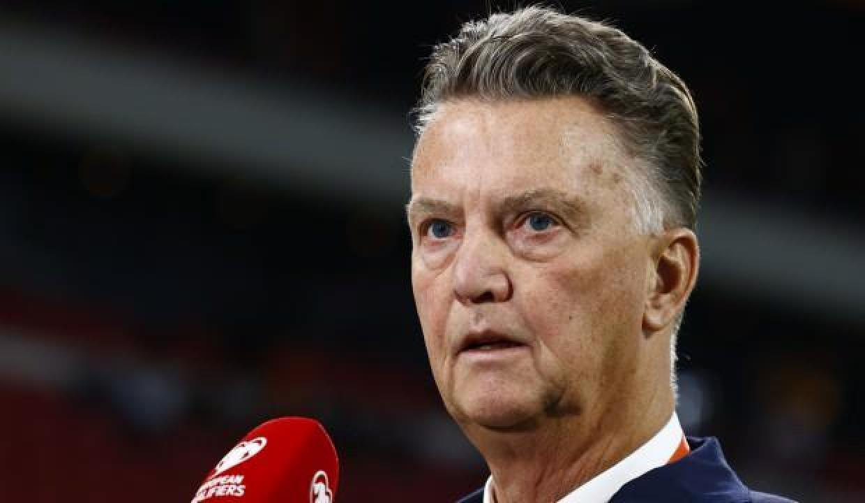 Louis van Gaal: Oyunun tamamından mutluyum