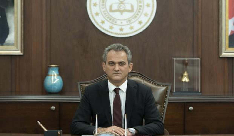 Milli Eğitim Bakanı Özer'den yeni öğretim yılı mesajı