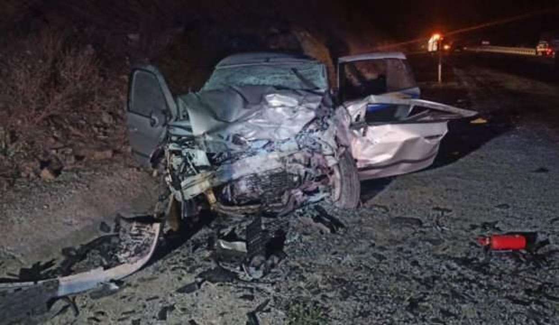 Sivas'ta trafik kazası: 1 ölü, 4 ağır yaralı