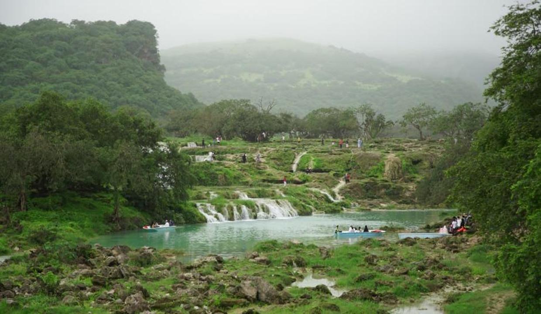 Çöllerin ortasında bir vaha: Umman'ın saklı cenneti