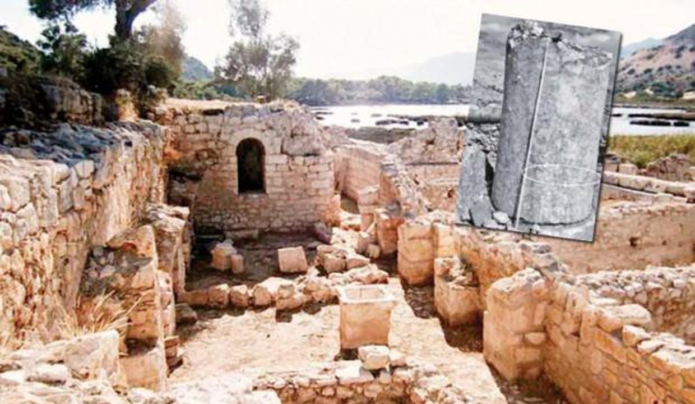 DEAŞ'ın işgal ettiği Rakka'da 1600 yıllık Büyük Hun yazıtı bulundu