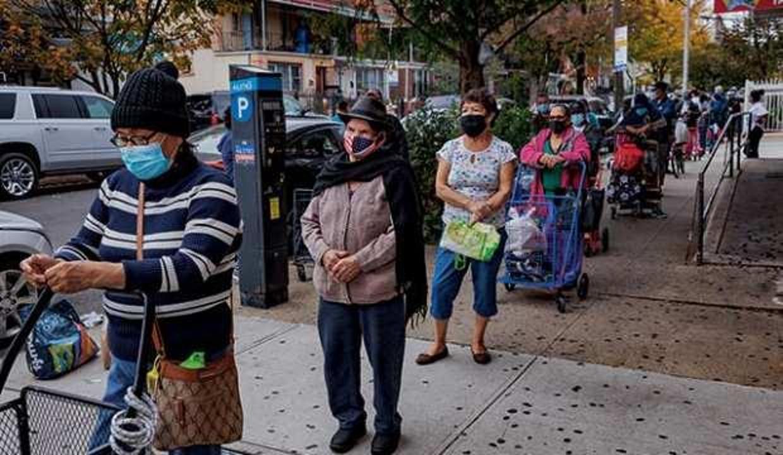 ABD'de Kovid-19 yüzünden her 5 Latin aileden biri yetersiz beslendi